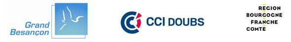 Le Grand Besançon - La CCI du Doubs - La Région Bourgogne Franche-Comté vous invitent...